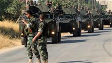 الجيش اللبناني يطالب إسرائيل بوقف أعمال الحفر عند السياج الحدودي