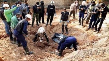 العثور على رفات 36 شخصاً من ضحايا مجزرة سبايكر في تكريت