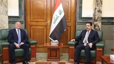 العراق والأردن يبحثان تدعيم التعاون الاقتصادي بين البلدين