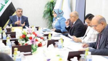 العمل تبحث الخطوات التنفيذية لسياسة حماية الطفولة في العراق