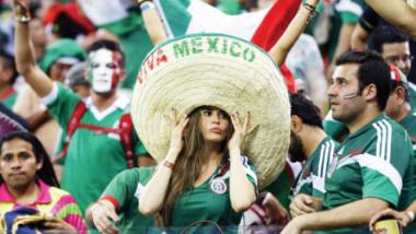 الفخر يلازم الجمهور المكسيكي