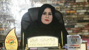 المحمداوي تترأس اتحاد منظمات الشرق  الأوسط للحرية والشعوب/ فرع العراق