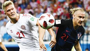اليوم.. إنجلترا وكرواتيا أمام فرصة نادرة في نصف النهائي