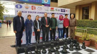 انطلاق بطولة العراق للشباب  دون 20 عاماً بالشطرنج