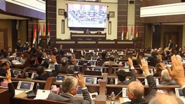 برلمان كردستان يصادق على قانون  استمرار تعليق مهام رئاسة الإقليم