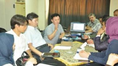 تأهيل المركز العراقي الكوري للتدريب المهني
