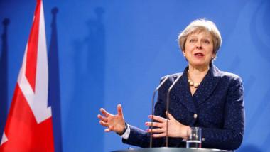 الحكومة البريطانية تدعم ماي في إنشاء «منطقة تجارة حرة» مع الاتحاد الأوروبي