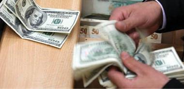 تراجع مبيعات المركزي من العملة مليوني دولار