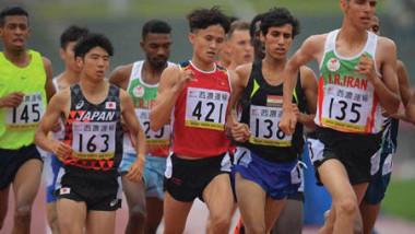 حسين هيثم يفتتح مشاركة «شباب القوى» اليوم في بطولة العالم