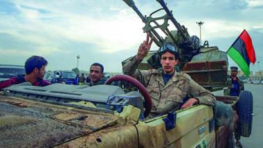 حفتر يسعى لتوسيع نفوذه إلى طرابلس