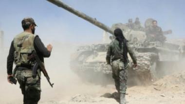 دمشق تتهم إسرائيل بقصف مطار التيفور العسكري وتعلن تصديها للهجوم