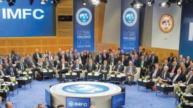 صندوق النقد الدولي يؤكد الشرق الأوسط وشمال إفريقيا في منعطف حرج