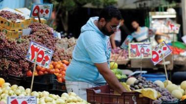 للمرة الأولى ..ارتفاع التضخم السنوي لأسعار المستهلكين في مصر