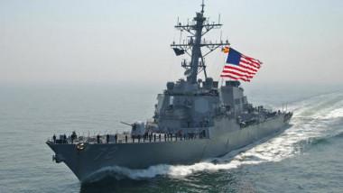 مدمرتان أميركيتان في مضيق تايوان وتوتر بين واشنطن وبكين