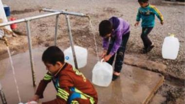 مسؤول محلي يؤكد أزمة مياه حادة تضرب ناحية العظيم في ديالى