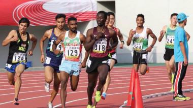 هيثم يودع 1500 من التصفيات.. و عبد المحسن يدخل سباق 110 حواجز