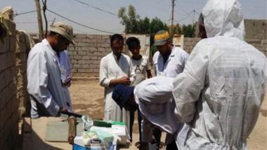 وزارة الزراعة تعلن سيطرتها الكاملة  على مرض الحمى النزفية