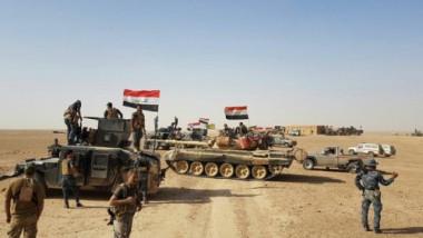 العثور على مضافتين لداعش وملابس عسكرية في عمليات كركوك