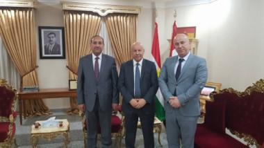 محافظتا بغداد وأربيل يبحثان سبل التعاون الاقتصادي والأمني
