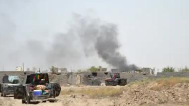 تدمير ثلاث مضافات داعشية في الانبار
