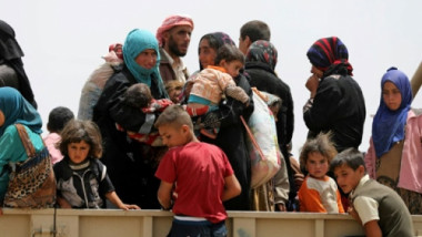 الهجرة تعلن عودة (4.878) نازحا لمناطق سكناهم في نينوى