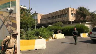 هجوم مسلح على مبنى محافظة أربيل وإصابة شرطي