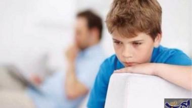 الأطفال يرثون القلق من آبائهم