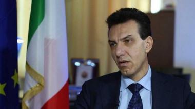 حكومة طرابلس تمهل السفير الإيطالي 24 ساعة للمغادرة
