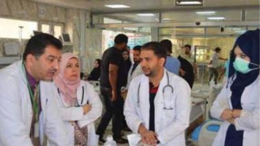 الصحة وأمانة بغداد تقدمان أفضل  الخدمات الوقائية للحالات الطارئة