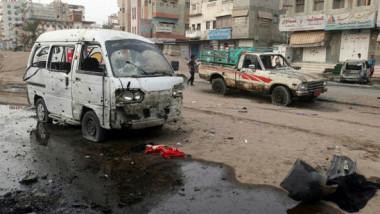 الصليب الأحمر يدين هجمات في اليمن أوقعت 55 قتيلا