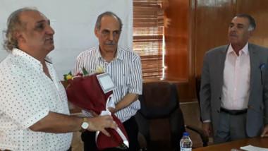 الملتقى الثقافي العراقي يحتفي بالروائي أحمد خلف