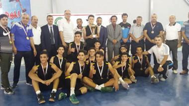 بابل يحرز كأس بطولة الألعاب الصيفية للموهوبين بكرة السلة