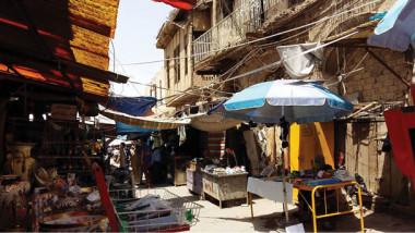 سوق الهرج.. من شواهد بغداد وعبق إرثها وماضيها