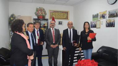 شركة نفط البصرة تستعين بأطباء  أجانب من مستشفى كازليني في إيطاليا