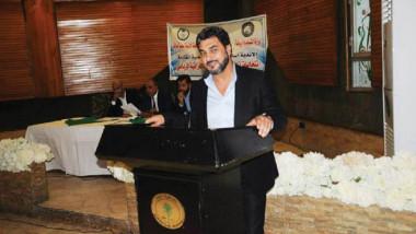 ليث حسين رئيساً لنادي الخطوط