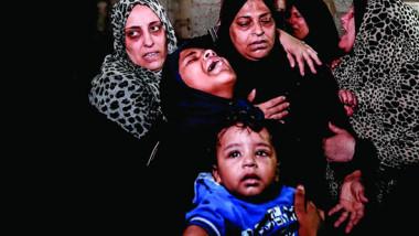 محادثات هدنة غير مباشرة بين حماس  وإسرائيل في مراحل متقدمة