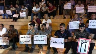 مطالبات بكشف مصير 2070 ضحية وإنصاف ذويهم ومحاسبة الدواعش المتورطين