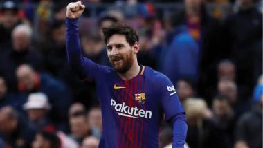 ميسي يستعد لموسم استثنائي مع برشلونة