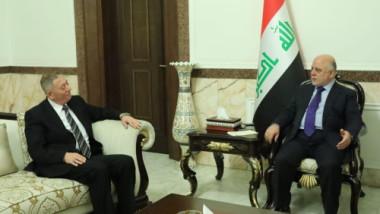 العراق والأردن يبحثان تعزيز التعاون المشترك