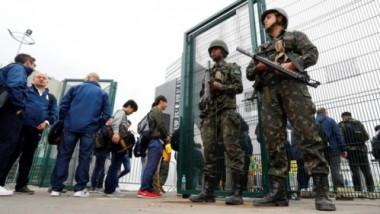 دولة تعتقل نحو 3000 شخص في عملية ضد جرائم القتل والعنف