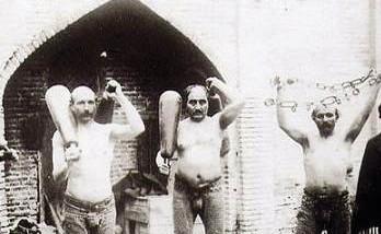 آداب وتقاليد رياضة الزور خانه البغدادية