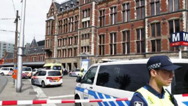 أميركيان أصيبا طعناً بسكّين شاب أفغاني في أمستردام في هجوم «إرهابي»