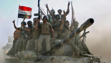 استمرار عمليات ملاحقة داعش في الصحراء بتنسيق بين ثلاث محافظات