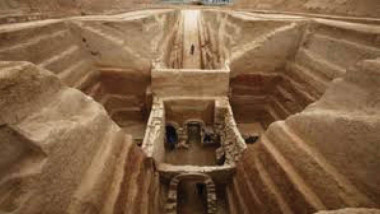 اكتشاف مقبرة بعد 1300 سنة