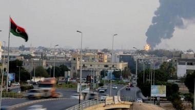 الاشتباكات بين الميليشيات والتوترات الأمنية تربك إجراء انتخابات رئاسية في ليبيا