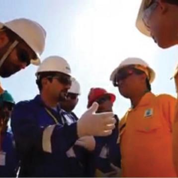 الحفر العراقية وبتروناس الماليزية ينجزان حفر بئرين في حقل الغراف النفطي
