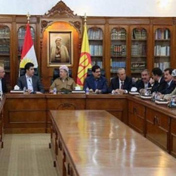 الديمقراطي يطالب بتأجيل التصويت على منصب رئيس الجمهورية لما بعد انتخابات كردستان