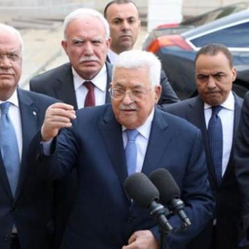 الرئيس الفلسطيني يجدد الاستعداد لمفاوضات مع إسرائيل ويؤكد عدم رفض بلاده لها