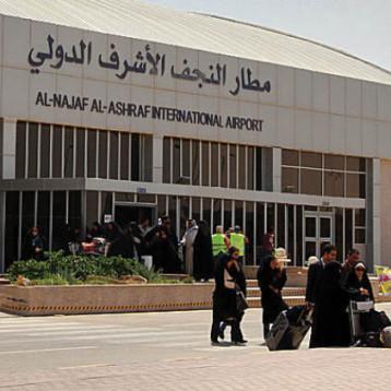 تجاوزات بأكثر من 8 ملايين دولار في مطار النجف تضبطها النزاهة
