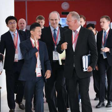 تعاون استثماري وثيق بين روسيا و»علي بابا»